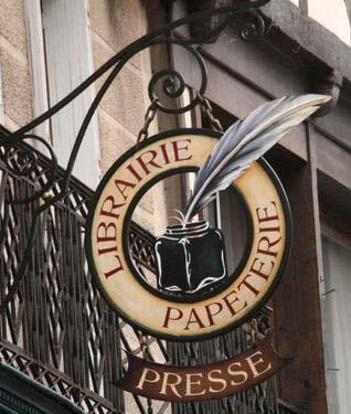 Librairie-Papeterie - Josselin
