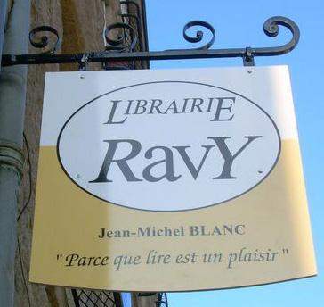 Librairie Ravy - Quimper