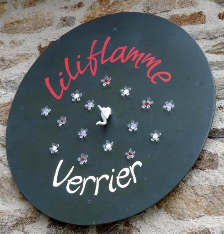 Liliflamme (verrier) - La Roche Bernard