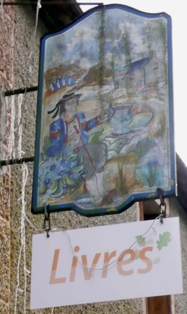 Livres - Rochefort en Terre