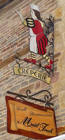 Maël Trech - (crêperie-grill-restaurant) - Malestroit
