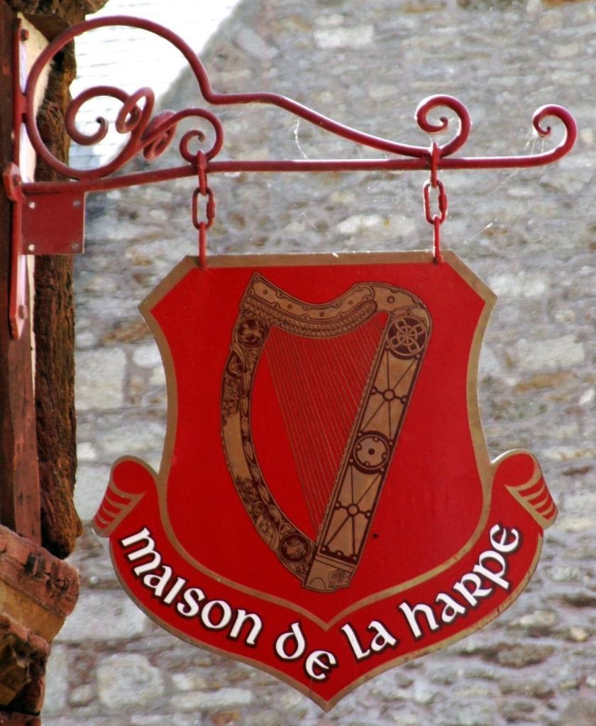 Maison de la harpe - Dinan