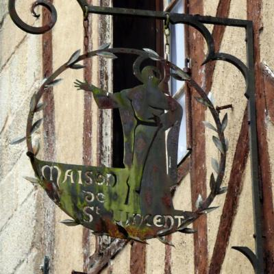 Maison de Saint Vincent - Vannes