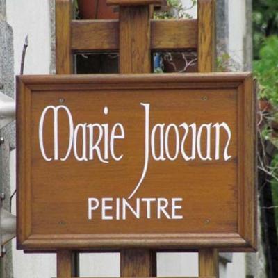 Marie Jaouan (peintre) - Locronan