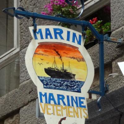 Marin Marine (vêtements) - Saint Malo