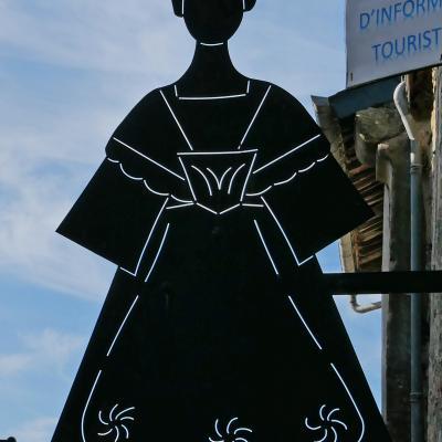 Musée du costume à Sérent