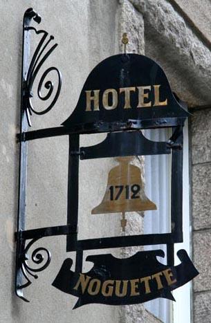 Noguette (hôtel) - Saint Malo