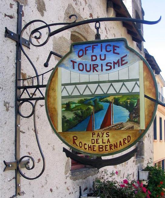 Office du tourisme - La Roche Bernard