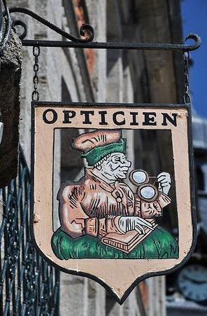 Opticien - Moncontour