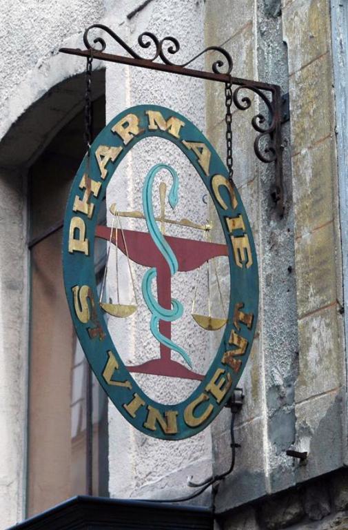 Pharmacie St Vincent - Vannes