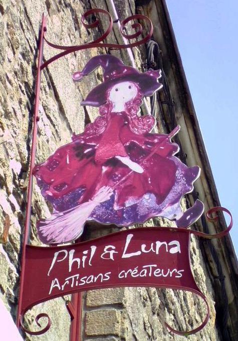Phil et Luna (artisans créateurs) - Rochefort en Terre