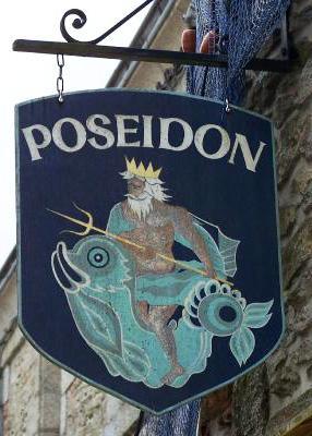Poseidon (cadeaux et souvenirs) - Concarneau