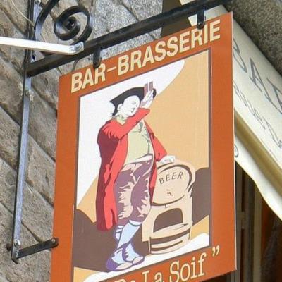 Rue de la soif (bar-brasserie) - Saint Malo
