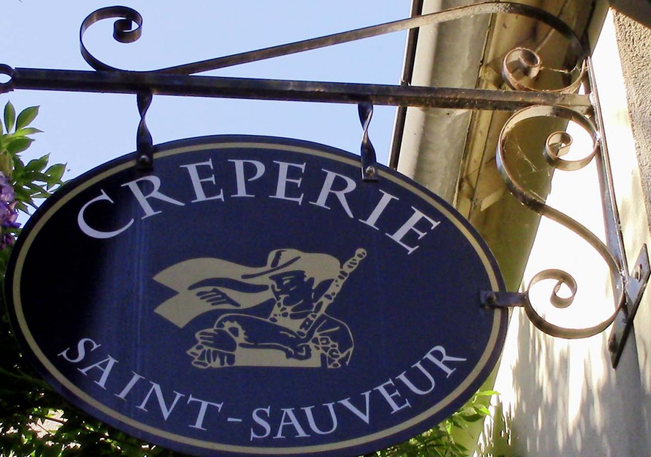Saint Sauveur (Crêperie) - Auray