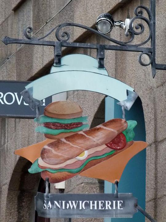 Sandwicherie - Saint Malo