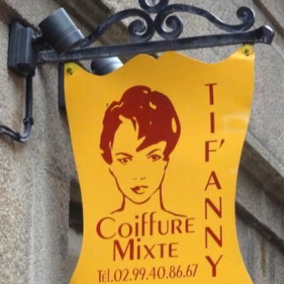 Tif'anny (coiffure mixte) - Saint Malo