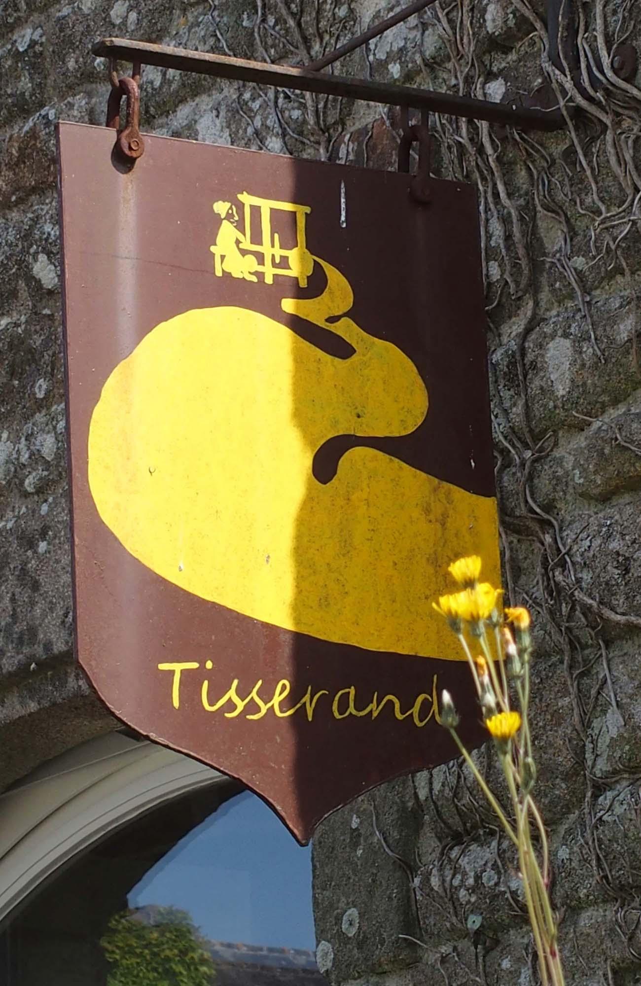 Tisserand - Locronan