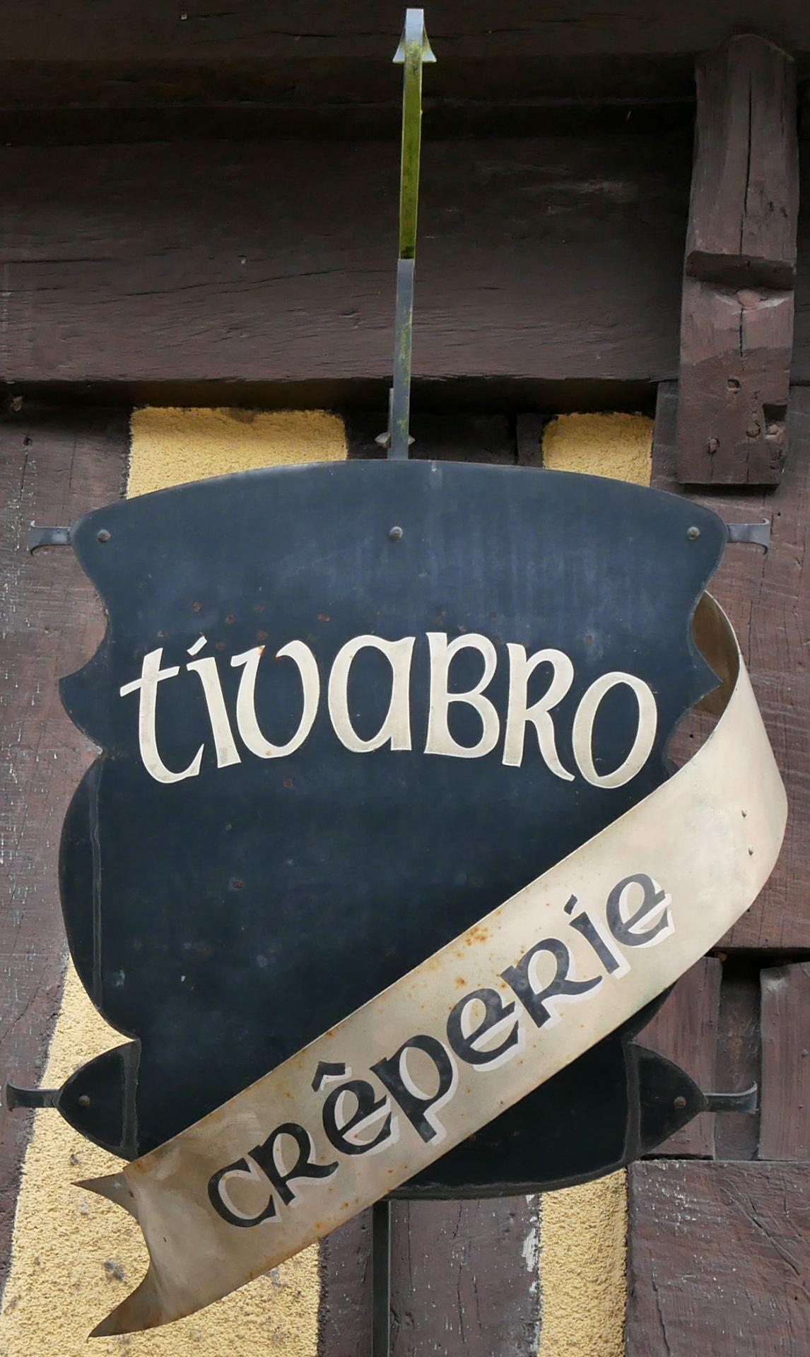 Tivabro - Fougères