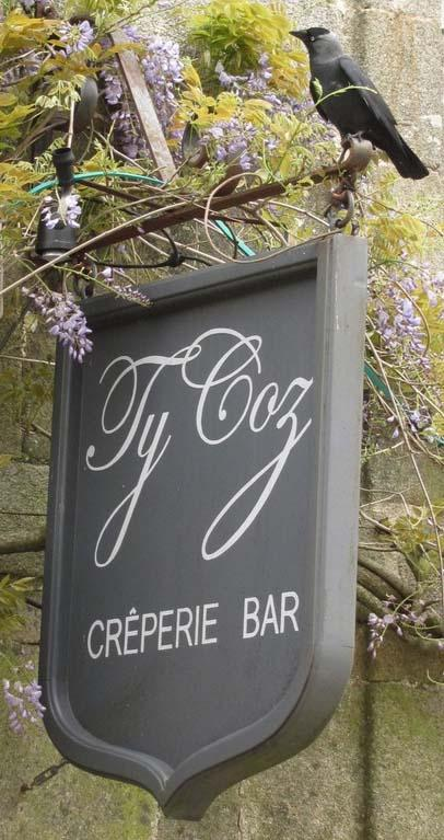 Ty Goz (crêperie-bar) - Locronan