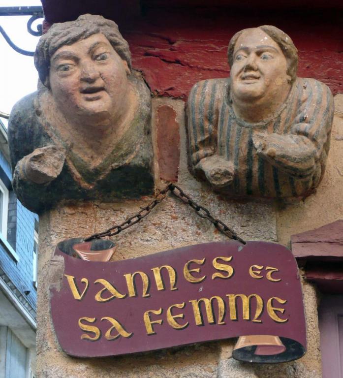 Vannes et sa femme - Vannes