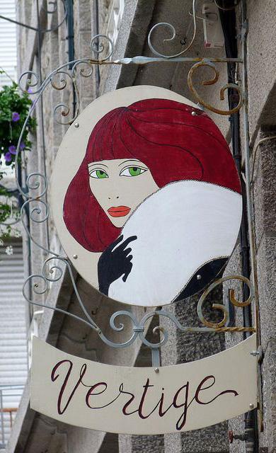Vertige (vêtements femme) - Saint Malo