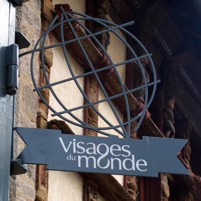 Visages du monde (agence de voyages) - Dinan