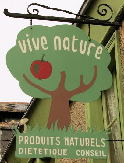 Vive nature (produits naturels-diététique-conseil) - Guérande