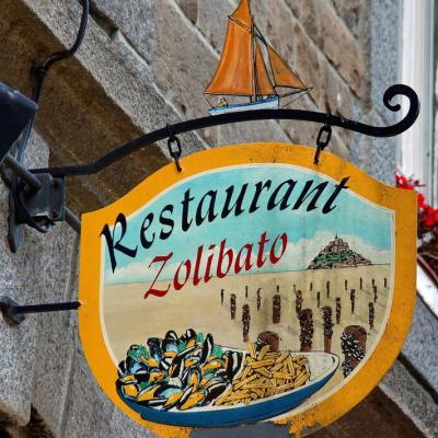 Zolibato (restaurant) - Saint Malo