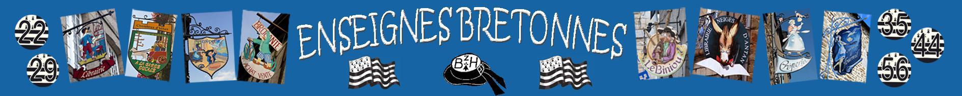 Enseignes bretonnes